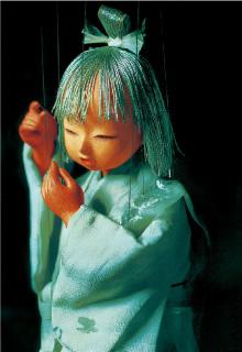 糸操り人形