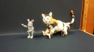 10.31市川猫とネズミ