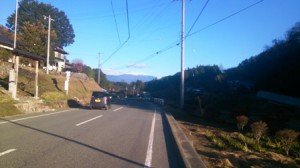 11-28千代からの駒ケ岳