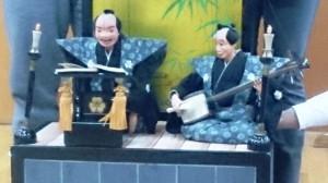 12-18竹の子会練習②人形