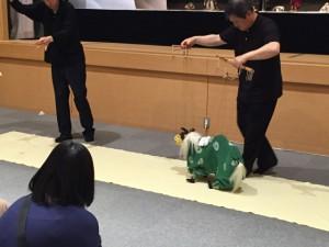 6-11都獅子実演01